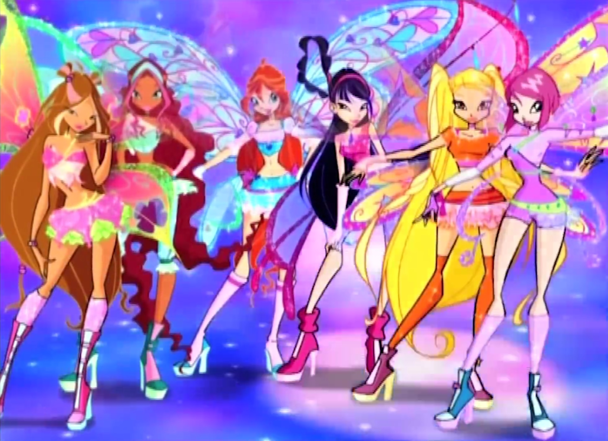 nickelodeon winx club games do you believix