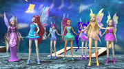 The Winx and Eldora
