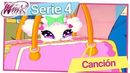 Winx Club - Serie 4 - Mi Mascota Castellano