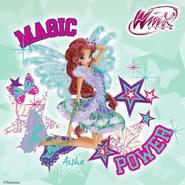 Magic power Aisha