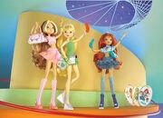 Mattel - Season 2 Dolls