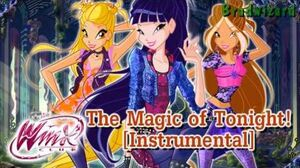 Winx Club 5 The Magic of Tonight! Instrumental