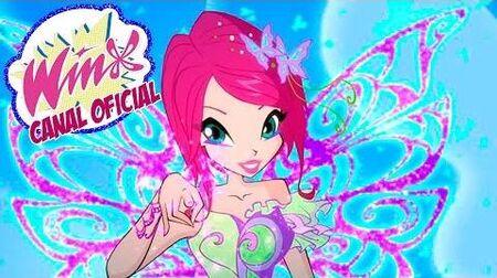 Winx Club Butterflix Clip Español Latino HD