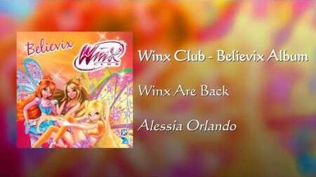 Winx Club - Believix Album - 02