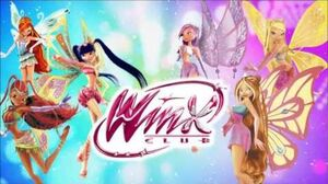 Winx Club - Enchantix, Shining so Bright (INSTRUMENTAL) HQ