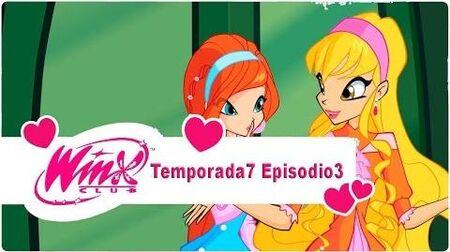 "Winx club 7x03 Temporada 7 Episodio 03 ""Butterflix"" Español Latino"