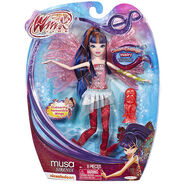 Musa Sirenix Deluxe Fashion Doll 2