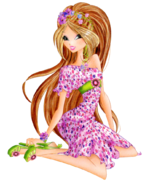 Flora calavera fairy couture full pose winx 6 by ineswinxeditions-d8x4vjd