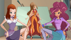 WOW5 (Sophie Couture Challenge Design)