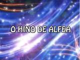 O hino de Alfea