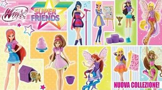 Winx Club - Scopriamo insieme le Winx Super Friends!