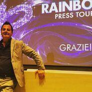 Iginio Straffi - Press Tour 2018