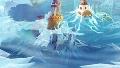 Entre os gelos de Dyamond