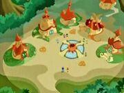 Satul Zanisoarelor