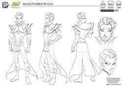 Thoren Season 6 Concept Art