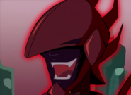 Darkar laughing