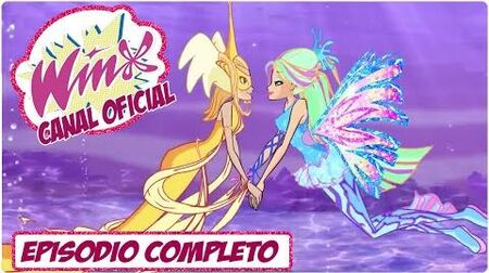 "Winx Club 5x26 Temporada 5 Episodio 26 ""El Final de Tritanus"" Español Latino"