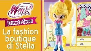 Winx Friends 4ever - EPISODIO 2 La Fashion Boutique di Stella