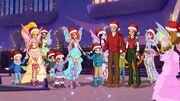 Winx club christmas advert gift 20 by wizplace-d5opx9v