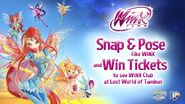Join the Winx Club Selfie Contest!