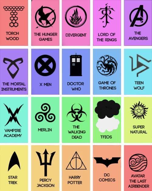 Book On Symbols Gallery Free Symbol Design Online
