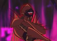 Darkar evil laugh
