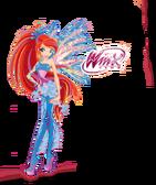Winx Club Bloom Sirenix pose