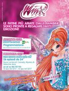 Bloom Tynix - World of Winx - Italy Premiere Date
