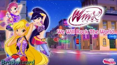 Winx Club 6- We Will Rock The World -Full English-