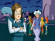 Griselda, Faragonda, The Winx - Winx Club Episode 107