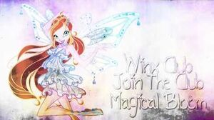 Winx Club Join the Club - Magical Bloom SoundTrack