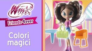 Winx Friends 4ever - EPISODIO 6 Colori magici