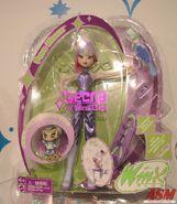 ASM Mattel Toy Fair 2005 Prototype Pixie Magic Tecna Doll