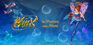 Winx Club The Mystery of the Abyss App Promotional