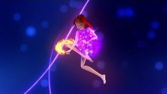 Winx Club Official Sirenix Transformation! (Group All Winx) 3D Version! HD!