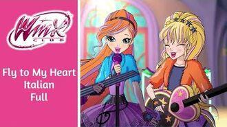 Winx Club - Season 8 - Fly to My Heart (Italian - Full)