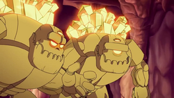 Golem Monsters