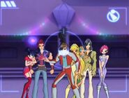 Specialists, Winx - Special 4