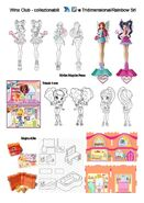 Concepts - Winx Club Merch