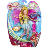 Flora Sirenix Deluxe Fashion Doll 2
