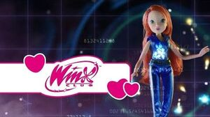 Winx Club - Winx Dünyası Action Spy