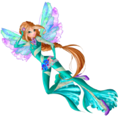 World of winx onyrix flora