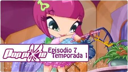 PopPixie 1x07 - El Hechizo del Espejo - Español Latino