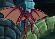 Valtor demon form