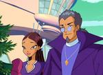 Nabu's parents