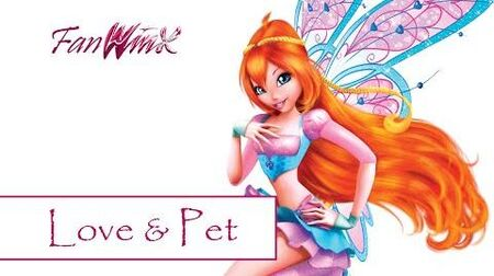 Winx Love & Pet