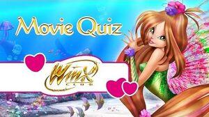 Winx Quiz 3 - Gioca con il Film Winx Club - Il Mistero degli Abissi