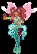 Aisha-Bloomix color