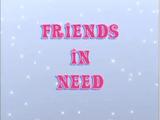 Przyjaciół poznaje się w biedzie