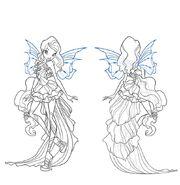 Aisha's Harmonix - Concept Art